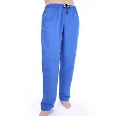 4XL Kalhoty Light Blue 3X XXXXL