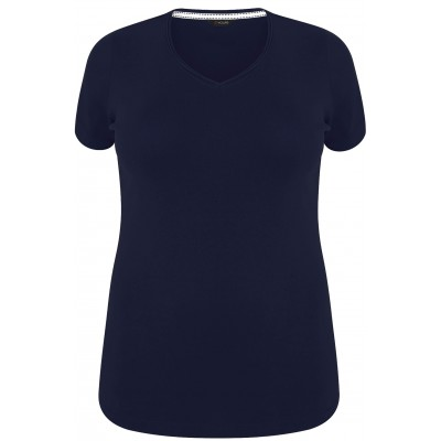 Tričko V-Neck Basic