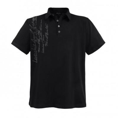Polo-shirt Black