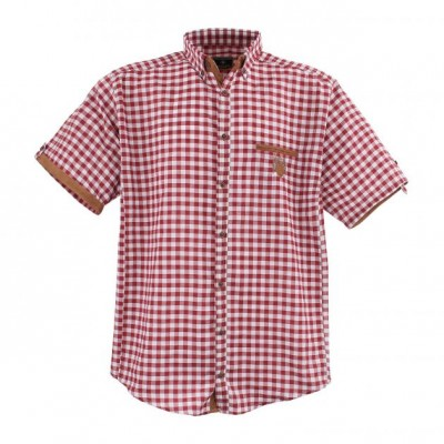 Shirt Red White