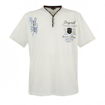 T-shirt Cream White