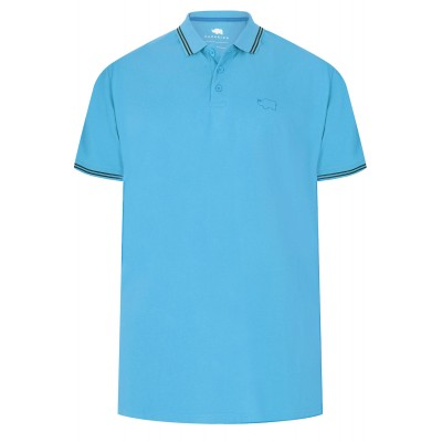 Blue Tipped Polo