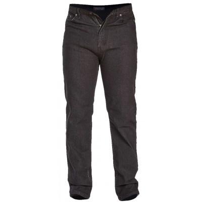 Kalhoty Carlos Black Stretch Jeans