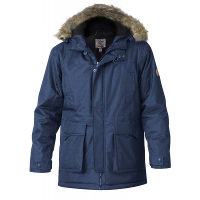 Bunda Parka Lovett Navy
