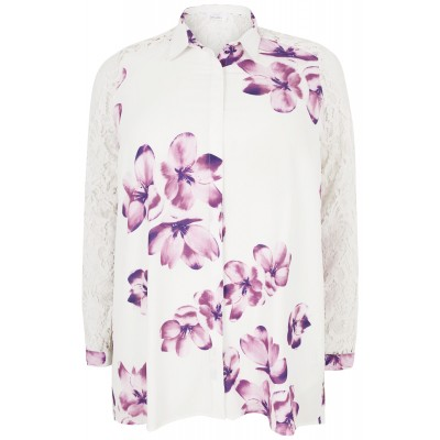 Halenka Floral Lace 52 - 62
