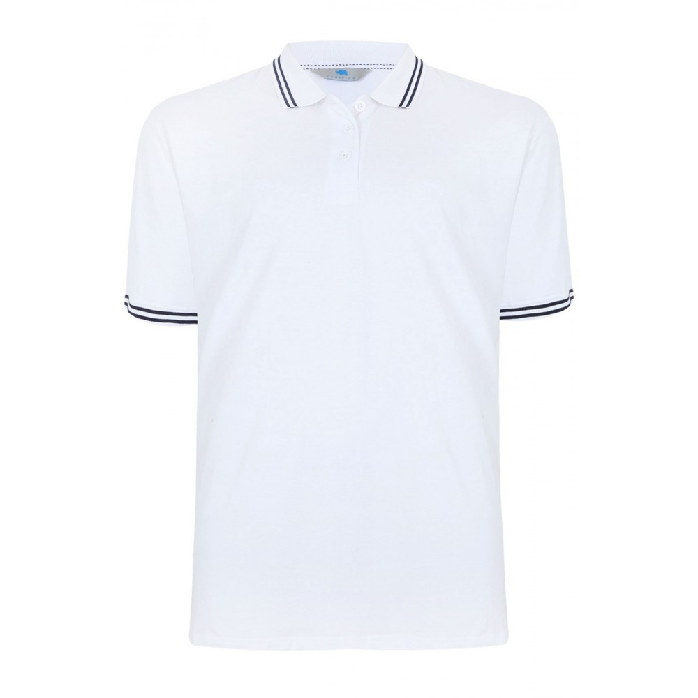 4XL BadRhino Navy Polo Shirt XXXXL